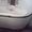 угловая акриловая ванна  #931912
