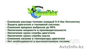 Invairo tabs катализатор горения топлива(дт.бензин.газ - Изображение #1, Объявление #1114231