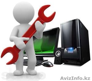 Ремонт компьютеров и ноутбуков в Актау.. - Изображение #1, Объявление #1323949