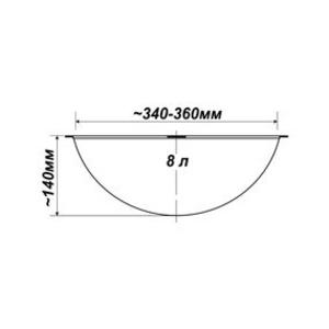 Электроказан ПГС-029М (очаг) под казан объемом 8 л. - Изображение #4, Объявление #1617178