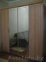 Шкаф четырехстворчатый с зеркалами