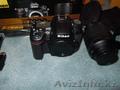 Nikon D7000 Цифровые зеркальные фотокамеры и 18-105mm VR DX AF-S Zoom