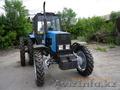 узкие диски шины и проставки на трактора Белорус