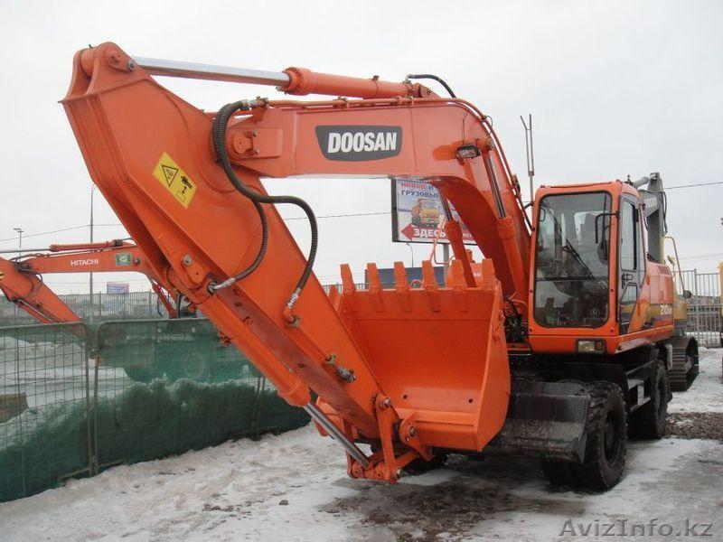 Колесный экскаватор Doosan S 210 WV новый!, Объявление #1318868