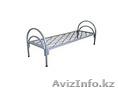 Кровати металлические двухъярусные для казарм, кровати трёхъярусные для рабочих. - Изображение #3, Объявление #1423110